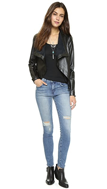 BB Dakota Brody Drapey Jacket