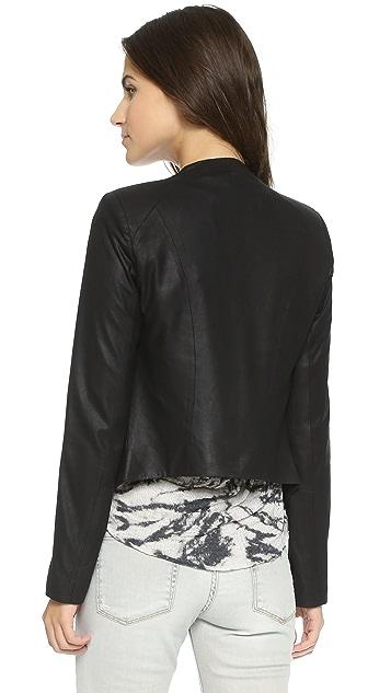 BB Dakota Harper Leather Jacket