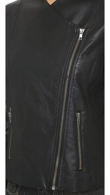 BB Dakota Rylan Garment Washed Jacket