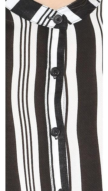 BB Dakota Frankie Stripe Buttondown