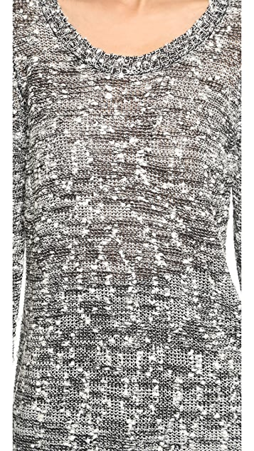 BB Dakota Jack by BB Dakota Paulsen Open Stitch Sweater