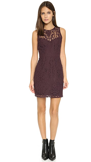 BB Dakota Gabby Lace Dress