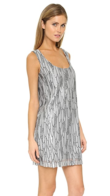 BB Dakota Roselynn Sequin Tank Dress