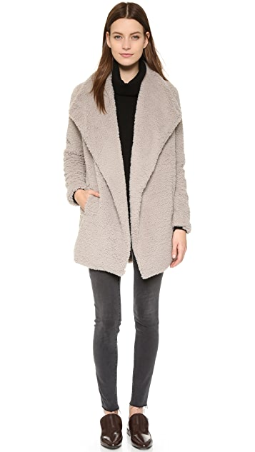 BB Dakota Daylin Faux Fur Coat
