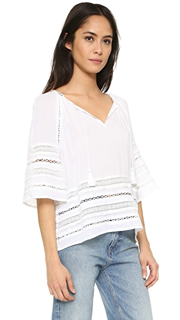 BB Dakota Tatiana Boho Blouse