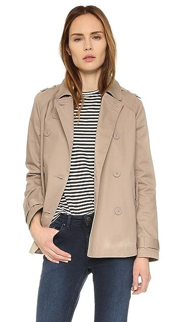 BB Dakota Ranae Trench Coat