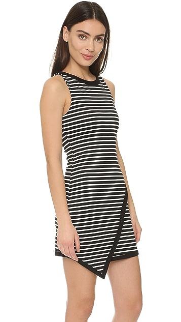 BBDakota Асимметричное платье Lorraine от Jack by BB Dakota