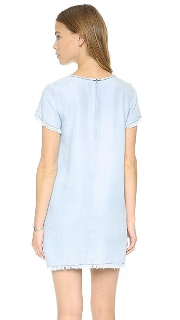 BB Dakota Rafe Denim Shirtdress