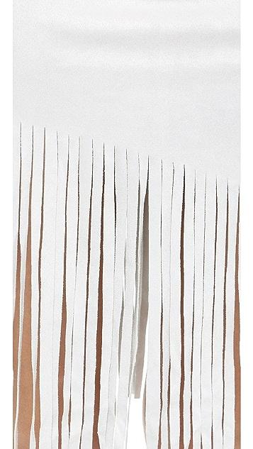 98d38aa25 BB Dakota Jesper Faux Suede Fringe Skirt | SHOPBOP