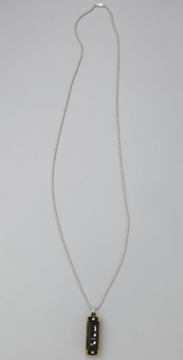 BLOW Harmonica Necklace