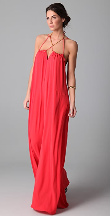 BCBGMAXAZRIA The Alisha Jumpsuit