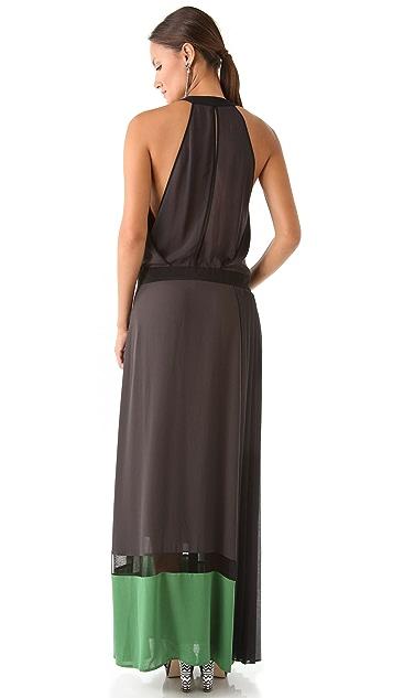 BCBGMAXAZRIA The Hereith Maxi Dress