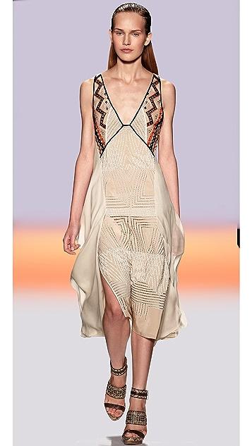 BCBGMAXAZRIA The Dayonna Dress