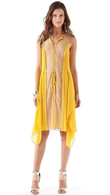 BCBGMAXAZRIA Arion Sleeveless Dress