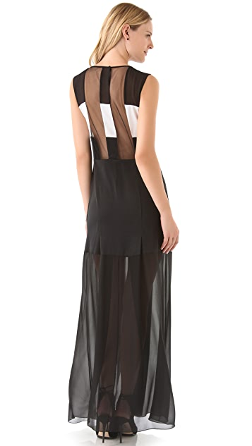 BCBGMAXAZRIA Cicely Dress
