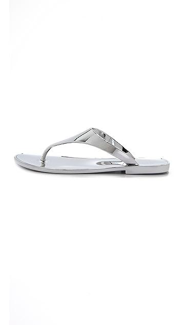 BCBGMAXAZRIA Sabba Thong Sandals