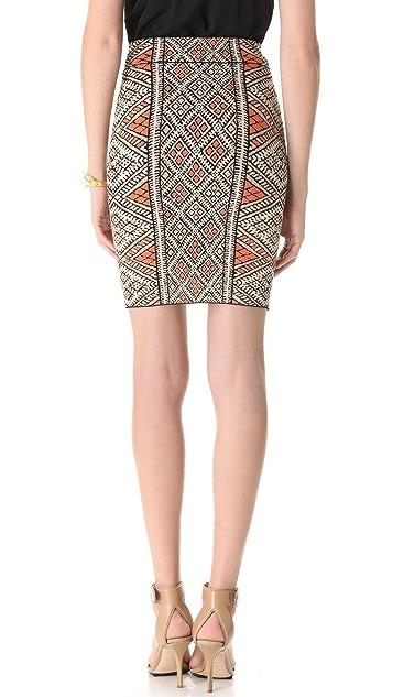 BCBGMAXAZRIA Carmel Skirt