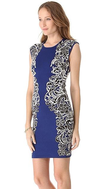 BCBGMAXAZRIA Ellena Dress