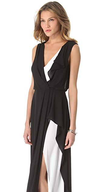 BCBGMAXAZRIA Yuliana Dress