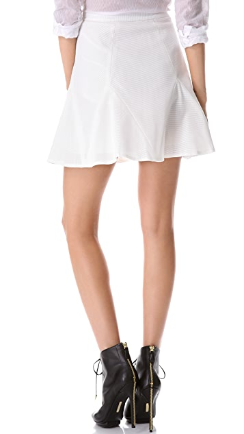 BCBGMAXAZRIA High Waist Skirt