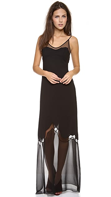 BCBGMAXAZRIA Serena Dress