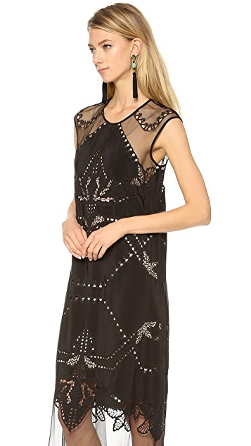 BCBGMAXAZRIA Kaley Dress