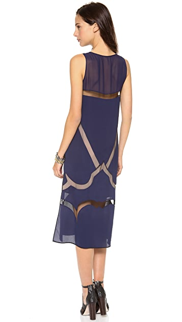 BCBGMAXAZRIA Magdalena Dress