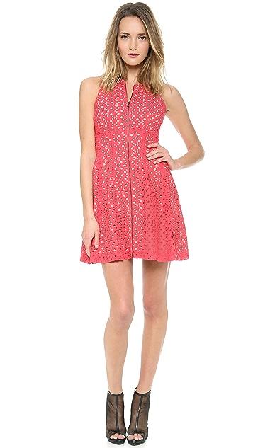 BCBGMAXAZRIA Guilianna Dress