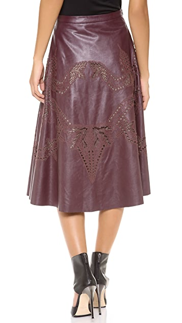 BCBGMAXAZRIA Mackenzie Skirt