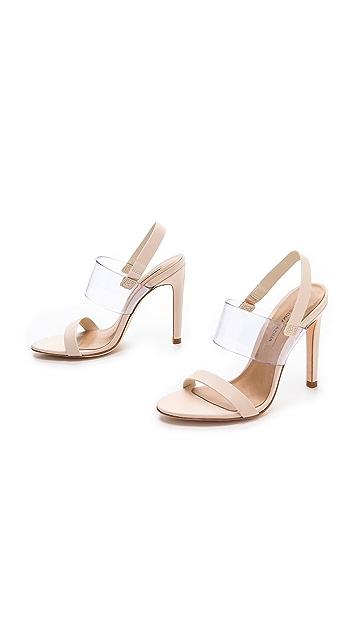 BCBGMAXAZRIA Jash Slingback Sandals