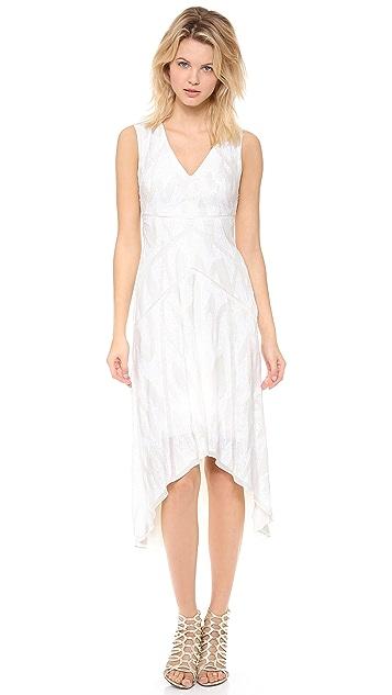 BCBGMAXAZRIA Salma Sequined Dress