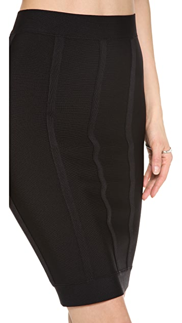 BCBGMAXAZRIA Nita Pencil Skirt