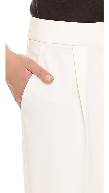 BCBGMAXAZRIA Michal Cropped Pants