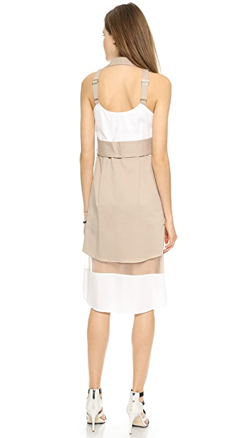 BCBGMAXAZRIA Hayden Dress