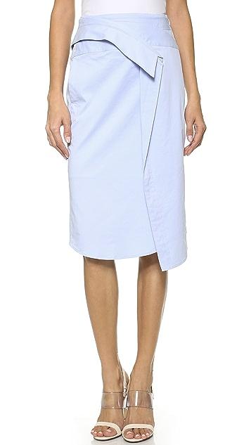 BCBGMAXAZRIA Lone Skirt