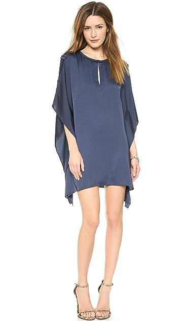 BCBGMAXAZRIA Jazmine Keyhole Dress