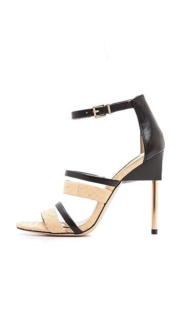 BCBGMAXAZRIA Deanna Strappy Sandals