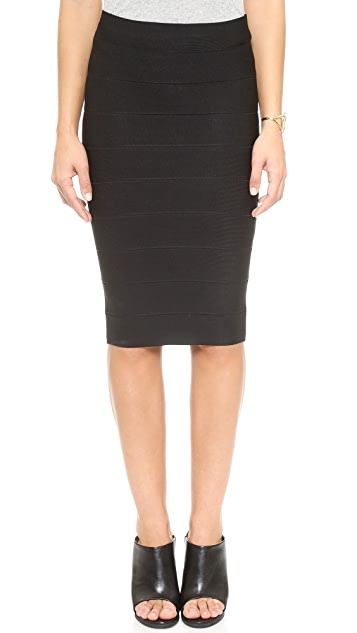 5ca8ad6d34 BCBGMAXAZRIA Leger Pencil Skirt | SHOPBOP