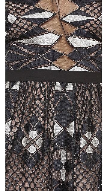 BCBGMAXAZRIA Kaley Dress
