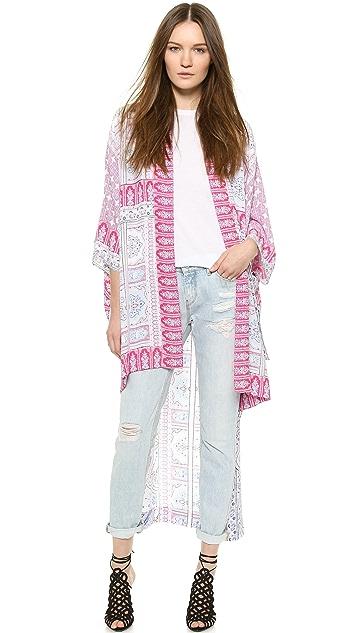 BCBGMAXAZRIA Shannan Kimono