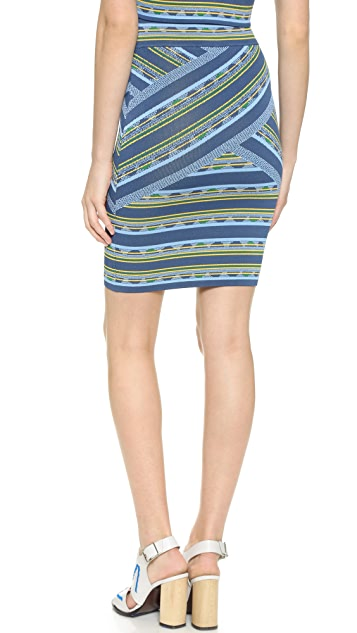 BCBGMAXAZRIA Pavel Pencil Skirt