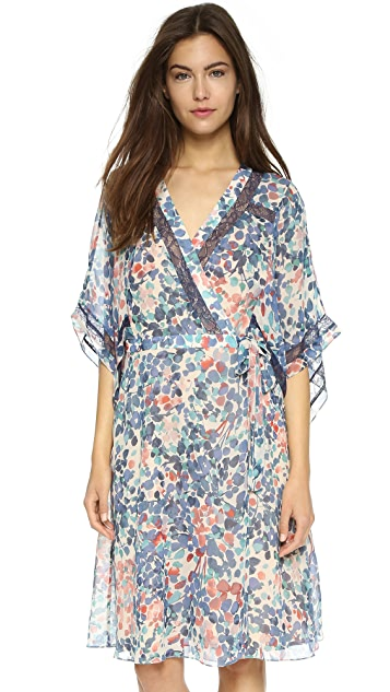BCBGMAXAZRIA Krystie Dress
