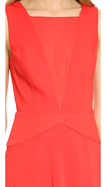 BCBGMAXAZRIA Halee Maxi Dress
