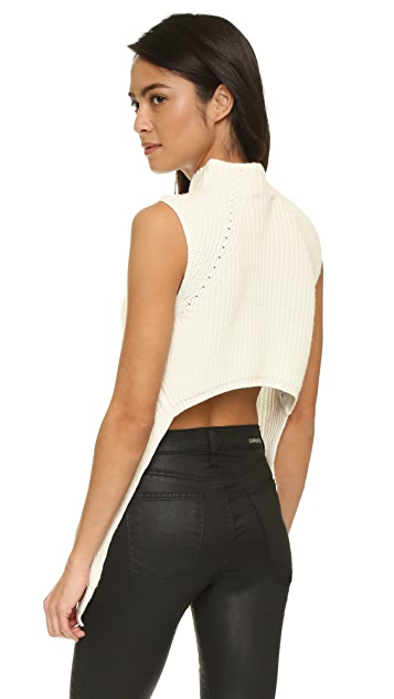 BCBGMAXAZRIA Shary Turtleneck Sweater