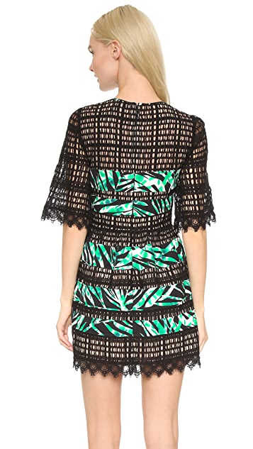 BCBGMAXAZRIA Layna Dress