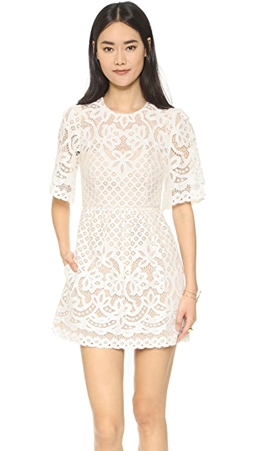 BCBGMAXAZRIA Jillyan Dress
