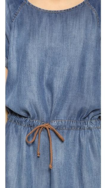 Bella Dahl Raglan T-Shirt Dress