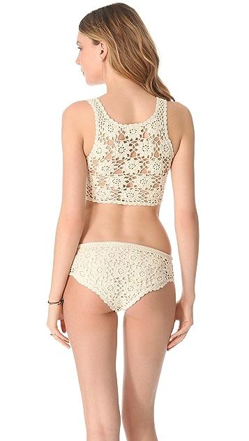Beach Riot Farrow Bikini Top