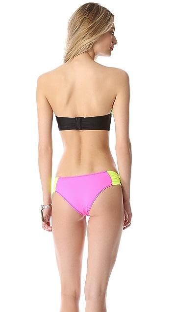 Beach Riot Flashback Alabama Bikini Top