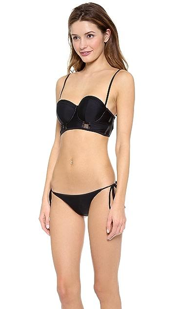 Beach Riot Vibe Babe Daze Bikini Top